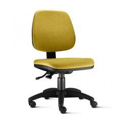 Cadeira Job Giratória sem Braço http://mundialcadeiras.com.br/cadeira-job-sem-bra%C3%A7o