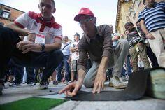 Ciclotappo: è un gioco praticato attraverso l'utilizzo di tappi a corona. I giocatori fanno avanzare i tappi, personalizzati all'interno con figurine di ciclisti, mediante uno scatto del dito per dar vita a una competizione.
