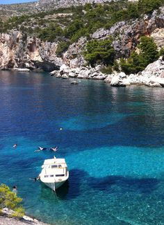 Zarace, Hvar Island, Croatia.  Photo: Tin Aventador #zarace #hvar #croatia