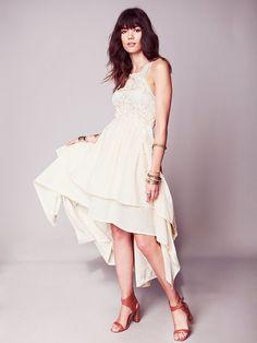 Free People FP New Romantics Swept Away Limited Edition Dress, 500.00