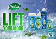 Radox - Photographer in Cape Town - Malcolm Dare Fiji Water Bottle, Herbalism, Herbs, Product Photography, My Favorite Things, Cape Town, Drinks, Type, Lighting