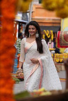 Kajal Aggarwal in Jilla Movie