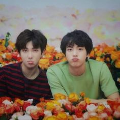 Namjin, Bts Boys, Bts Bangtan Boy, Bts Jin, Bts Memes Hilarious, Bts Aesthetic Pictures, Kpop Aesthetic, Bts Photo, Bts Pictures