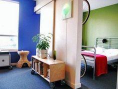 Интерьер однокомнатной квартиры.  Креативные идеи ( хрущевка)