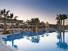 Stella Palace Resort and SPA 5 Stars luxury hotel in Hersonissos - Analipsis Offers Reviews
