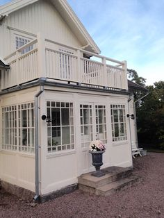Orangery Extension, House Of Philia, Swedish Style, House Extensions, Scandinavian Home, Outdoor Rooms, Sunroom, My Dream Home, Interior And Exterior