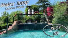 Caneva World 2019 Water Jump 360° VR Onslide Miss Congeniality, World Water, Music Clips, Imagine Dragons, Music Publishing, Vr, Solar