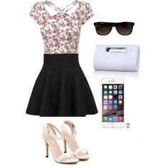 Flawless Time by ariannajones60 on Polyvore featuring Vans