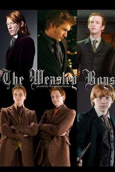 The Weasley Men