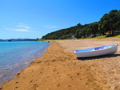 Paihia Beach, Bay of Islands New Zealand Beach, Bay Of Islands, Resort Spa, Beach Resorts, Homeland, Beaches, Explore, Country, Water