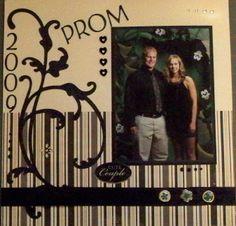 Prom 2009 - Scrapbook.com