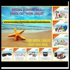 ONE WEEK SALE!! Don't just pin it go to link below to a healthier you. www.beachbodycoach.com/combatmom   CLICK on Sizzling Summer Savings  Sizzling Summer Sale 6 days left only while supplies last. Challenge group starting June 14, 2013. FREE online coaching, accountability group to help you reach your health and fitness goals. KIK:combatmom  5walkbyfaith5@gmail.com or shop now  www.Beachbodycoach.com/combatmom CLICK on Sizzling Summer Savings