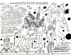 All Over The World, The Outsiders, Artist, Dibujo, Random Stuff, Artists