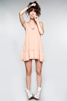 Brandy Melville dress addicted to this brand!