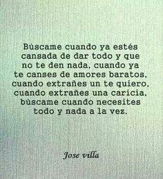 Jose villa! Ow