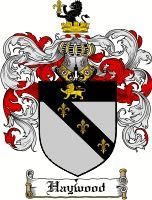 Haywood Coat of Arms / Haywood Family Crest