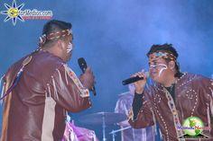 Cuisillos cantando para el público de Tlaxcala