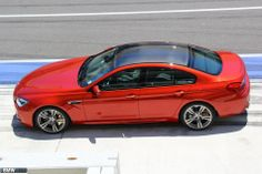 #BMW #6series #grancoupe #red