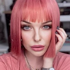 behindthechair.com (@behindthechair_com) • Instagram photos and videos Green Hair, Purple Hair, Short Styles, Long Hair Styles, Pastel Hair, Pretty Pastel, Fashion Colours, Jewel Tones, Photo And Video