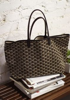 I will get those goyard one day!