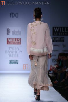 | Wills Lifestyle India Fashion Week 2014 Day 1