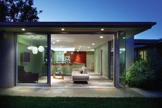 1958 Mid Century Modern Remodel- Sunroom Conversion Design Ideas, Pictures, Remodel, and Decor - page 3