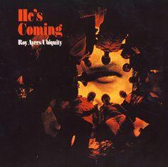 Roy Ayers Ubiquity - He's Coming (Vinyl, LP, Album) at Discogs Vinyl Cover, Lp Vinyl, Vinyl Records, Rap Albums, Best Albums, Lps, Roy Ayers, Rap Album Covers, Acid Jazz