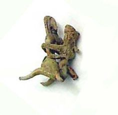 Male and Female Figures Joined Date: ca. 2700–3000 B.C. Culture: Baluchistan                                                                                 Date:                        ...