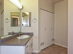 Bathrooms at AMLI at