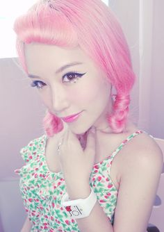 #hairstyle by Xiaxue