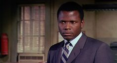 In the Heat of the Night (1967), Sidney Poitier