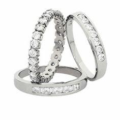 Nationwide Jewellers.  Worth & Douglas Wedding Rings.  Simply Beautiful.