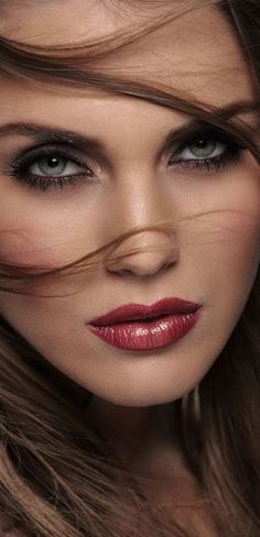 *beautiful make-up POST YOUR FREE LISTING TODAY! Hair News Network. All Hair. All The Time. http://www.HairNewsNetwork.com