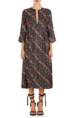 We Adore: The Tizy Tunic Dress from Isabel Marant at Barneys Warehouse