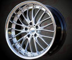 Modèle : Haste / Tailles : 18x8.0, 18x9.0, 19x8.5, 19x9.5 / Entraxes : 5x100, 5x112, 5x114.3, 5x120 / Déports : 20, 33, 35, 37, 40, 42 ou 45 / Alésages : 73.1, 74.1, 72.6 ... / Finition : Silver + inox. / Compatible pour : Audi, VW, BMW, Mercedes, Seat , Honda, Toyota ...