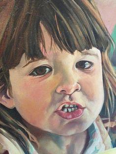 Custom oil painting portraits on etsy