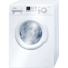 Bosch WAB24161GB 6kg Washing Machine WAB24161GB SpeedPerfect SpeedPerfect technology makes the WAB24161GB a far more efficient way to complete your laundry, speeding up your cycle by up to 65%. Great if youre in a rush, this handy feature lets you  http://www.MightGet.com/february-2017-1/bosch-wab24161gb-6kg-washing-machine-wab24161gb.asp