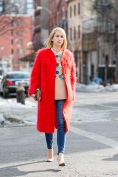 New York Fashionweek fw 2014, nyfw, day 4