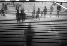 Henri Cartier-Bresson // France. Paris. Forum des Halles, 1981