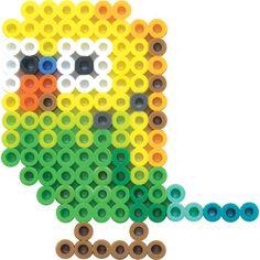 Sweet Pea - The Secret Life of Pets perler beads