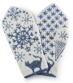 Knitting Patterns Mittens WOMEN from the book 'VOTTER' Knitting patterns from all over Norway 'by Nina Granlund Sæther. Coming January 20 … Knitting Charts, Knitting Socks, Knitting Stitches, Knitting Patterns, Knitted Mittens Pattern, Crochet Mittens, Knitted Gloves, Fingerless Mitts, Crochet Stitches