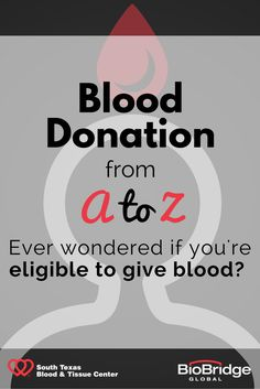 We've got the answers to your blood donation questions - check this out! #STBTC #BBG