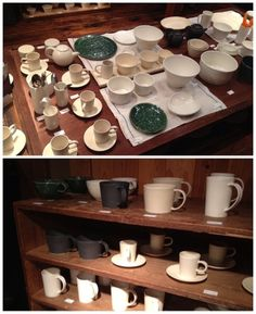 photo:04  毎年、代官山にある暮らしの工房&ギャラリー 「無垢里」さんにて  「2012 石川若彦展」 毎日使える器、料理が映える器、楽しい器 生活にひとつプラスいろいろな器が並びます