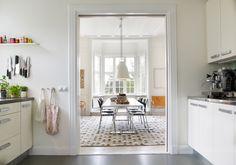 pretty home in the portfolio of Swedish photographer Magnus Anesund