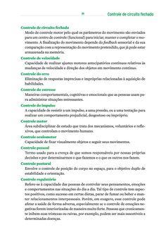 Página 109  Pressione a tecla A para ler o texto da página