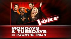 Team Lake on Today's TMJ4's The Voice Report - Mornings with Danny Clayton