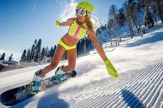 snowboard girl #walu