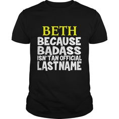 (Tshirt Choice) BETH Facebook TShirt 2016 Hoodies, Funny Tee Shirts