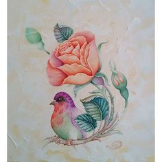 #art #artwork #paintings #paint #painting #negargari #tazhib #golomorgh # ابرنگ # گلومرغ # مینیاتور # پرنده # نگارگری # نقاشی_ایرانی # تشعیر # تذ Islamic Art Pattern, Pattern Art, Flower Prints, Flower Art, Persian Pattern, Wood Carving Art, Embroidery Motifs, Creative Embroidery, Abstract Canvas Art