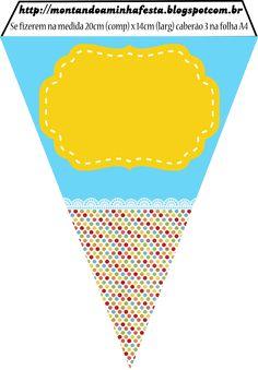 Montando minha festa: Kit digital Ursinho Pooh grátis para imprimir!